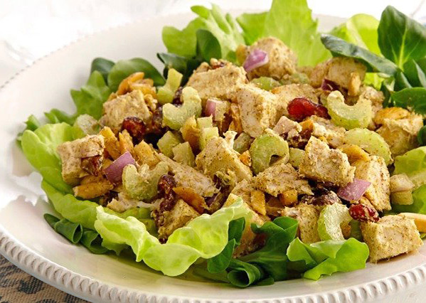 Curried Chicken Salad Recipe - Bravocooking.com