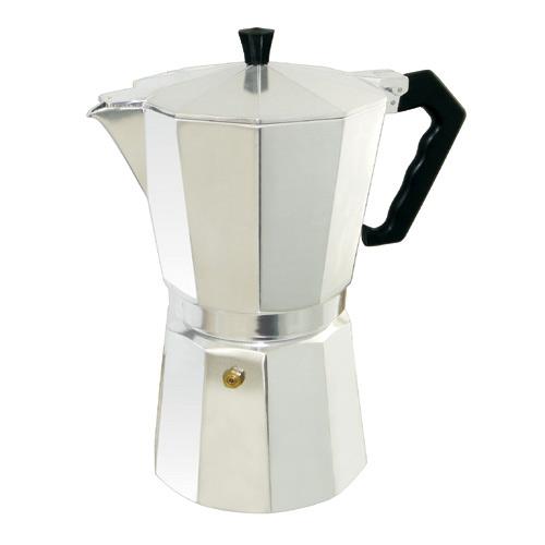 Moka pot espresso maker