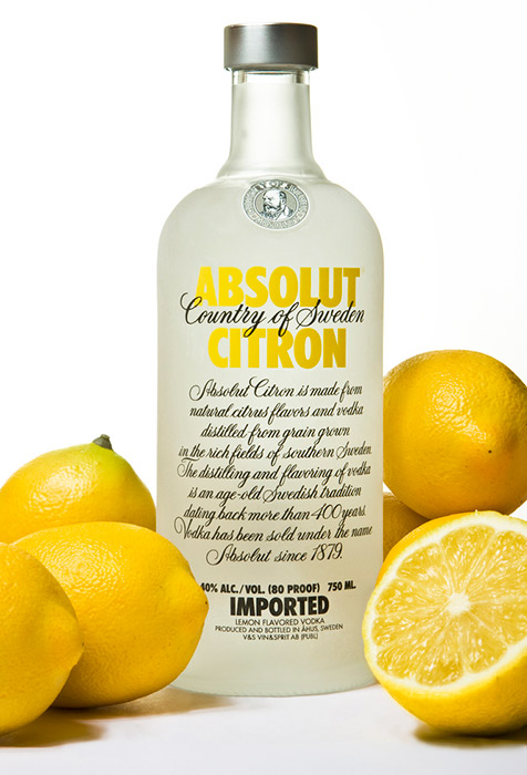 Absolut Citron