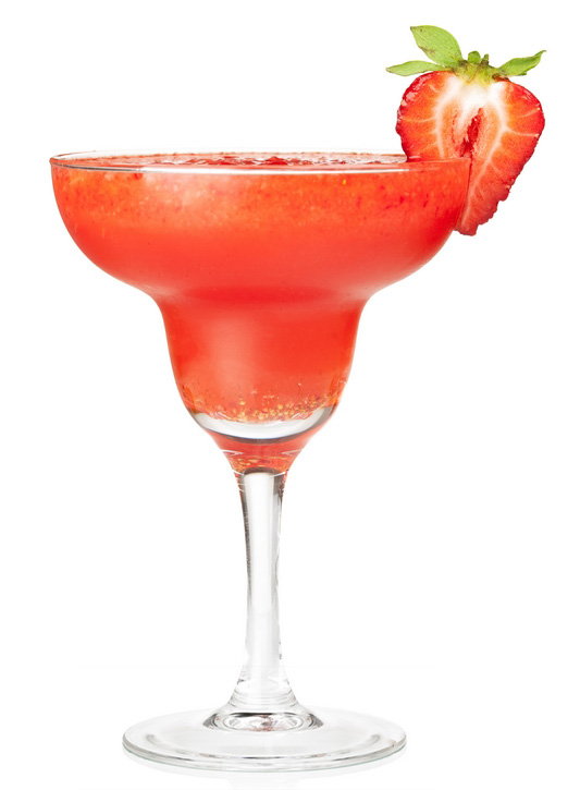Strawberry Daiquiri Cocktail