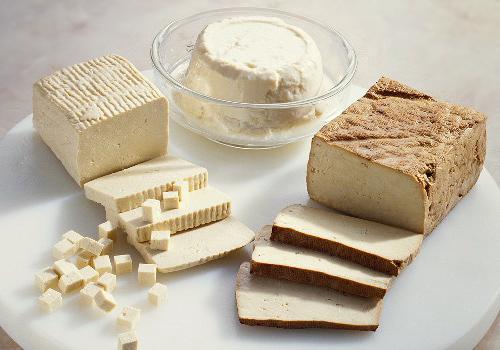 Tofu types